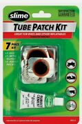 10 Packs Slime Tube Patch Kit 7 Pc For Bikes 1022-a