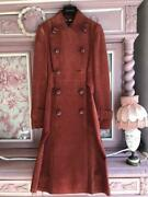Sale Trench Coat Suede From Japan Fedex No.9392
