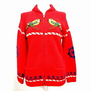 Blouson 12 Unisex 497612 X9l31 Red Multi Knits Childrenand039s No.2039