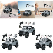 Ful Scale Brushless 1/12 Rc Rock Crawler 4x4 Truck W/ Batteries Electric Toy