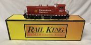 ✅mth Railking Canadian Pacific Mp15ac Switcher Diesel Engine Proto 2 30-2812-1