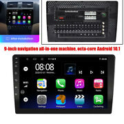 9-inch Android 10.1 Car Bluetooth Gps Navigation Dsp With Carplay Mirror Link