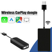 Wireless Hands-free Carplay Support Hd 1080p/voice Commands/gps/android System