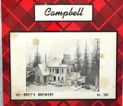 Campbell Scale Models Ho Kit 385 - Brets Brewery Kit