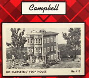 Campbell Scale Models Ho Kit 413 - Carsten's Flop House