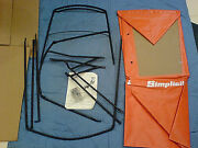 Simplicity Snow Thrower Snow Cab For The 555 And 755 Snowthrowers. 1691943 Nos