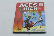 The Ec Archives Aces High By Werstein, Irv wessler, Carl Hardcover Sealed