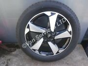 Genuine Ford Transit Connect Active Alloy Wheels And Tyres - 215/55r17 - 2014+