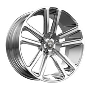 24 Inch Chrome Wheels Rims Ford F150 Truck Expedition 24x10 6x135 Lug Set Of 4