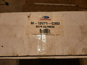 Ford Mustang 5.0l M-12071-c302 Motorsport Racing Mass Air Wiring Harness 1989-93