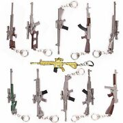 Set Of 11 Collectable Challenge Coin Keychain 2a Custom Assault Rifle Sniper Rkc