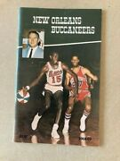 Aba New Orleans Buccaneers 1968-69 Press Guide American Basketball Association