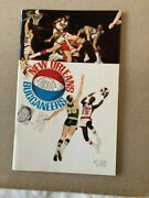 Aba New Orleans Buccaneers 1969-70 Press Guide American Basketball Association
