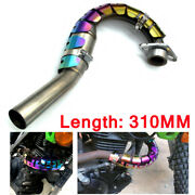 Colorful Stainless Steel Motorcycle Exhaust Muffler Heat Shield Mounting Clamps