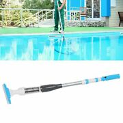 Pool Vacuum Er Suction Head With Brush Floor Wall Steps Ing Tools