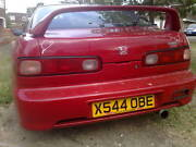 Honda Integra Type R Dc2 Ukdm Rear Taillights Taillamps Set Clear Blinkers 3dr