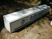 2 Used 9' Reading Truck Tool Boxes Utility Bed Top Box / Flat Bed Ford Chevy