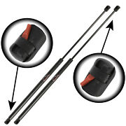Qty 2 10mm Ball Socket Quick Release Lift Supports 30 Extended X210lbs