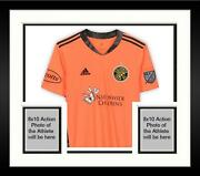 Frmd Eloy Room Columbus Crew Signed Match-used 1 Coral Jersey - 2020 Mls Season
