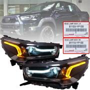 Genuine Head Light Front Lamp Projector Genuine For Toyota Hilux Pickup Ute 2020