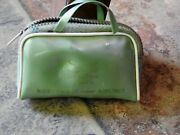 Vintage 1950and039s-and03960and039s Northwest Orient Airlines Doll Size Miniature Flight Bag