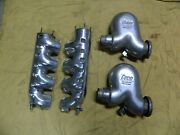 Harmin Marine Exhaust Manifolds And Risers Ford 429 460 V Drive Drag Boat