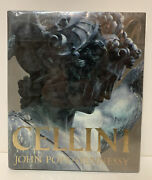 Cellini By John Pope-hennessy - Hardcover Art Book Very Rare Oop Vintage