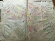 1914 Pittsburgh Pa St Mary's Cemetery To Chapin St And 45th-pearl St Atlas Map