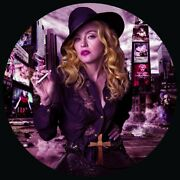 Ultra Rare Madonna Ghost Town 12 Picture Disc Vinyl Lp