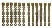 Tactical Tailor Fight Light Malice Clips Short - 12 Pack - Coyote Brown