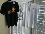 Akoo Menandrsquos Clothing Bundle Consist Of 2 Tees And 2 Knits Size Large