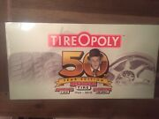 Sealed Tireopoly Discount Tire 50 Year Anniversary Game Rare 🔥 Monopoly