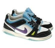 Nike 6.0 Oncore 2 Jr Blue White Sneakers Youth Size 6y / Womens 7.5 366632-151