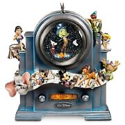 On The Aird23le-250world Of Disney Jiminy Cricket Snowglobenwtstore2011