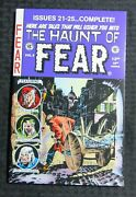 1998 Haunt Of Fear Annual V.5 Vf/nm 9.0 Ec Reprints 21-25 Fisherman Collection