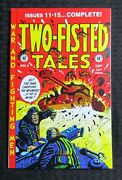 1996 Two Fisted Tales Annual V.3 Vf/nm 9.0 Ec Repints 11-15 Fisherman