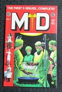 1988 Md M.d. Annual V.1 Vf/nm 9.0 Ec Repints 1-5 / Fisherman Collection