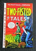1994 Two Fisted Tales Annual V.1 Vf/nm 9.0 Ec Repints 1-5 Fisherman Collection