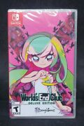 World's End Club Deluxe Edition Nintendo Switch Brand New