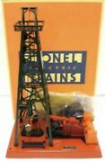✅lionel Getty Oil Derrick Operating Accessory 6-2305 Bubbling Pumping Station