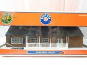 ✅lionel Estate House Accessory 6-34110 O Gauge Train Lighted Building Home