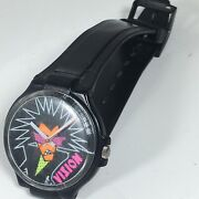 Swatch Watch - Vision Psycho Stick 1980-90andrsquos Vintage Works Skateboard