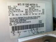 Exhaust Fluid Pump Fits 11-16 Ford F250sd Pickup 577664