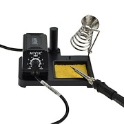 Aoyue 469 Variable Power 60 Watt Soldering Station With Removable Tip Design-