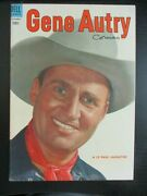Gene Autry Comics 81, 1953 Dell, -nm, George Kell-boston Red Sox Wheaties Ad