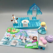 Lego Duplo Elsa And Olafand039s Tea Party Princess 10920 With Extras