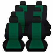 Truck Seat Covers Fit Chevy Suburban 2015 To 2021 Two Tone Car Seat Covers