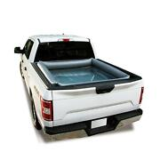 Summer Waves Inflatable Truck Bed Adult Swimming Pool Measures 66 X 62 X 21