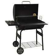 Stainless Steel Charcoal Bbq Grill Barbecue Tool Kit For Outdoor Picnic Cooking