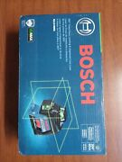 Bosch 360 Three-plane Leveling And Alignment Line Laser. Gll3-300g